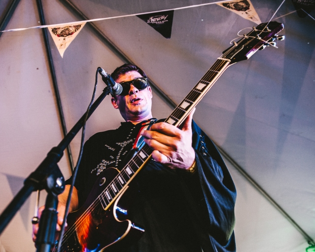 The Spits at Gypsy Lounge – Sailor Jerry Party – SXSW 2013